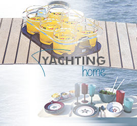 vaisselle yachting home
